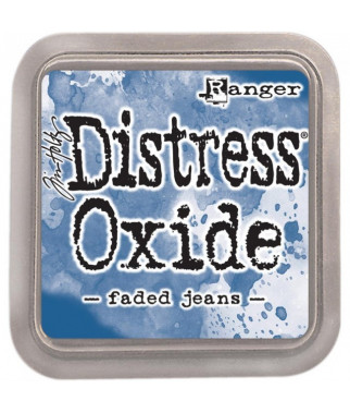 DISTRESS OXIDE INK - Faded Jeans