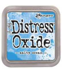 DISTRESS OXIDE INK - Salty Ocean
