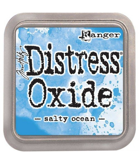 DISTRESS OXIDE INK - Salty Ocean