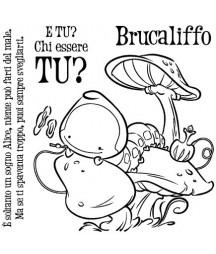 IMPRONTE D'AUTORE - Brucaliffo