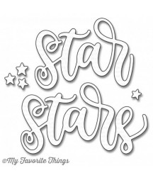 MY FAVORITE THINGS  - Die-namics Shining Stars