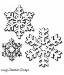 MY FAVORITE THINGS  - Die-namics  Let it Snowflake Too