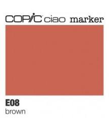 COPIC CIAO - E08 Brown