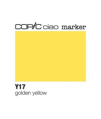 COPIC CIAO - Y17 Golden Yellow