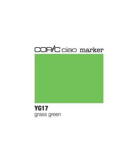 COPIC CIAO - YG17 Grass Green