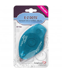 ADHESIVE -  E-Z DOTS Adhesive Refillable Dispenser