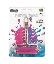 DYLUSIONS - Ranger Gel Press plate brayer small
