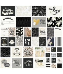 SIMPLE STORIES - Always & Forever - SN@P! Cards
