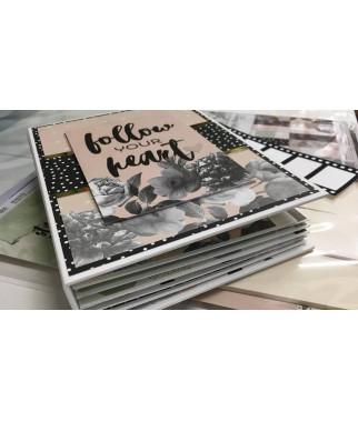 IMMAGINELAB - Tutorial Album Beautiful Pad 6x8