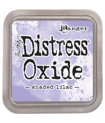 DISTRESS OXIDE INK - Shaded lilac