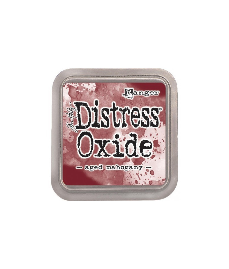 DISTRESS OXIDE INK - Aged Mahogany