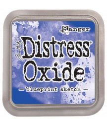DISTRESS OXIDE INK - Blueprint Sketch
