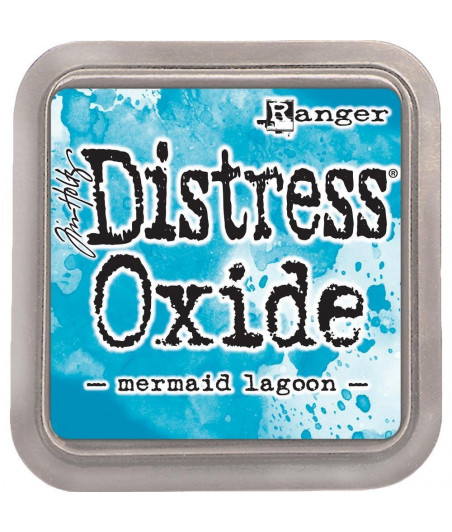 DISTRESS OXIDE INK - Mermaid Lagoon