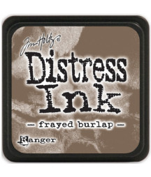 DISTRESS MINI INK -  Frayed burlap
