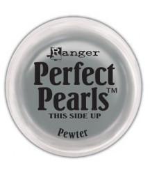 Pigment jars pewter