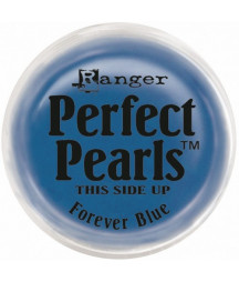 Pigment jars forever blue