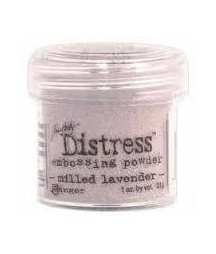 DISTRESS - Polvere da Embossing - Milled lavender