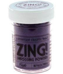 DISTRESS - Polvere da Embossing - Purple - metallic finish