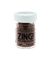 ZING - Polvere da Embossing - Copper - metallic finish