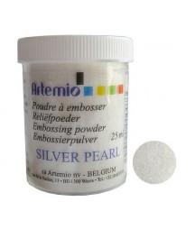 ZING - Polvere da Embossing - Copper - Silver pearl