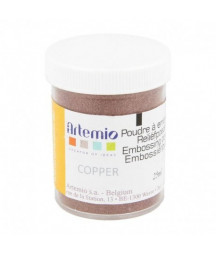 ARTEMIO - Polvere da Embossing - Copper