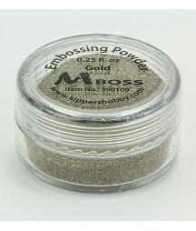MBOSS - Polvere da Embossing - Gold
