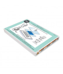 SIZZIX - Standard Magnetic Platform for Wafer-Thin Dies