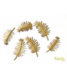 YUPPLA - Tropical - foglie kentia