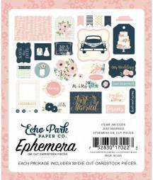 ECHO PARK -  Just Married Ephemera