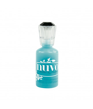 Nuvo Crystal Drops - Blue Crush
