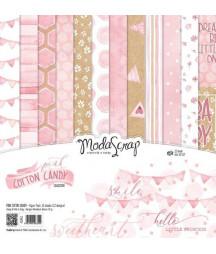 MODASCRAP - Pink cotton Candy