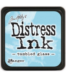 DISTRESS MINI INK - Tumbled Glass