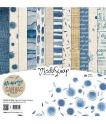 MODASCRAP - Memories of Canvas