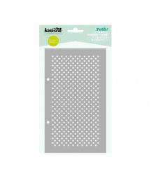 KESI'ART - Posh! little dots pattern