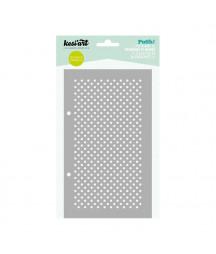 KESI'ART - Posh! little dots pattern