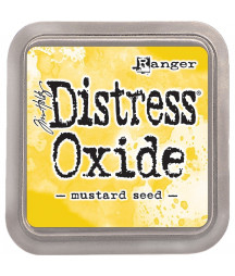 DISTRESS OXIDE INK - Mustard seed