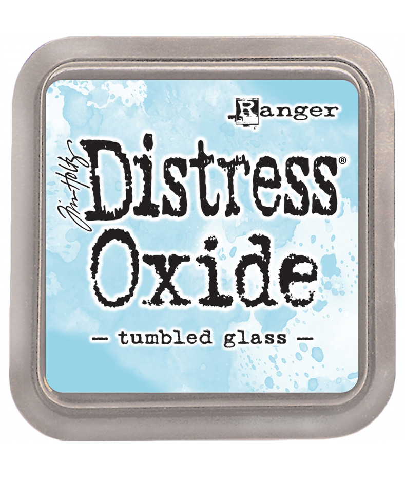 DISTRESS OXIDE INK - Tumbled Glass