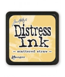 DISTRESS MINI INK - Scattered straw