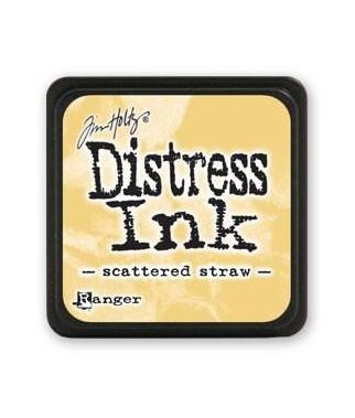 DISTRESS MINI INK - Scattered straw