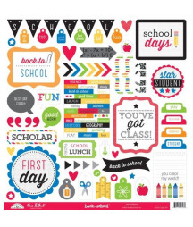 DOODLEBUG -BACK TO SCHOOL - This & That