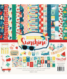 ECHO PARK - Good Day Sunshine - 12x12  Pad Collection Kit