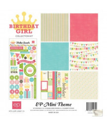 ECHO PARK -Birthday Girl 12x12 Inch Solids Kit