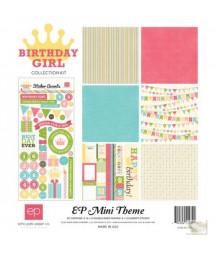 ECHO PARK -Birthday Girl 12x12 Inch Solids Kit