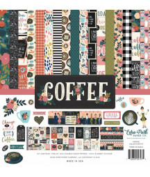 ECHO PARK - Coffee - 12x12  Pad Collection Kit