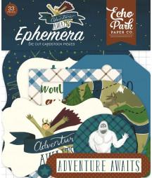 ECHO PARK - Adventure Awaits Ephemera
