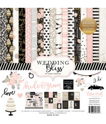 ECHO PARK - Wedding Bliss  12x12 Inch Collection Kit