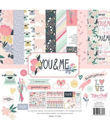 ECHO PARK - You & Me - 12x12  Pad Collection Kit