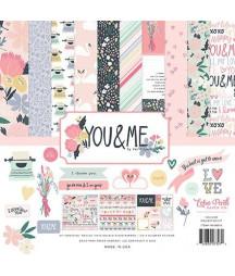 ECHO PARK - You & Me - 12x12  Pad Collection Kit