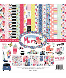ECHO PARK - I Am Mom - 12x12  Pad Collection Kit