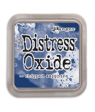 DISTRESS OXIDE INK - Chipped sapphire